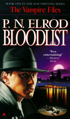 Image for Bloodlist (Vampire Files, No. 1)