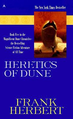 Heretics of Dune, Herbert, Frank