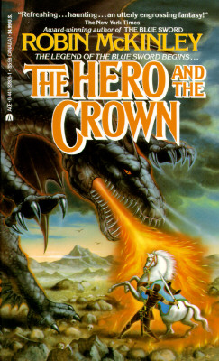 The Hero and the Crown, ROBIN MCKINLEY