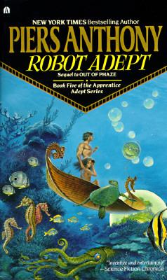 Image for Robot Adept (Apprentice Adept, Book 5)