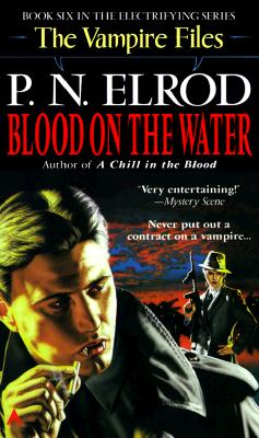 Image for Blood on the Water (Vampire Files, No 6)