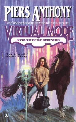 Virtual Mode (Mode (Paperback)), Piers Anthony