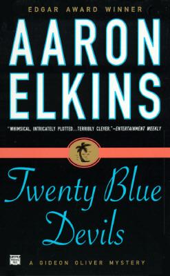 Image for Twenty Blue Devils (Gideon Oliver Mysteries)