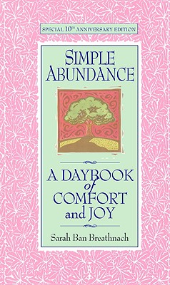 Image for Simple Abundance  A Daybook Of Comfort And Joy