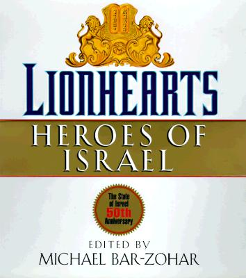 Image for Lionhearts: Heroes of Israel
