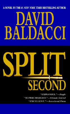 Image for Split Second (Baldacci, David)