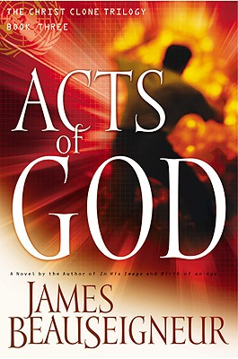 Image for Acts of God (The Christ Clone Trilogy 3)
