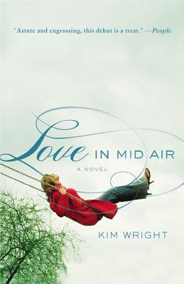 LOVE IN MID AIR -- BARGAIN BOOK, WRIGHT, KIM