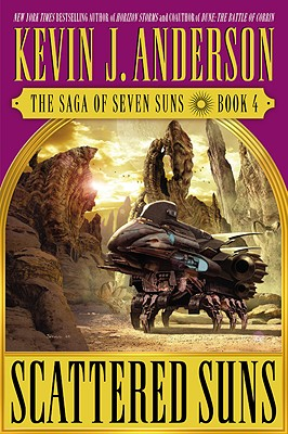Image for Scattered Suns: The Saga of Seven Suns - Book #4