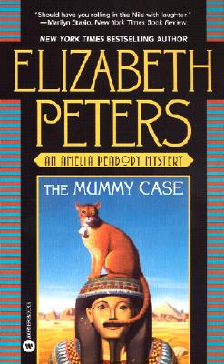 The Mummy Case, Peters, Elizabeth