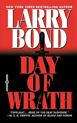 DAY OF WRATH -- BARGAIN BOOK, BOND, LARRY