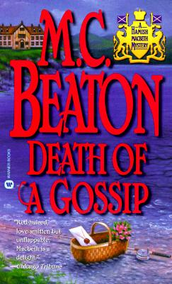 Image for Death of a Gossip