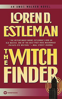 Image for The Witch Finder (The Amos Walker Series #13)