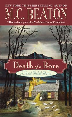Image for Death of a Bore