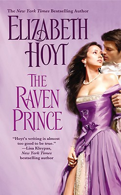 The Raven Prince, ELIZABETH HOYT