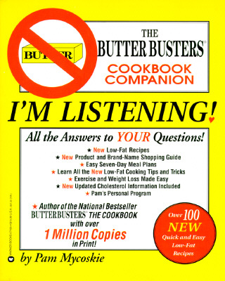 Image for BUTTER BUSTERS COOKBOOK  COMPANION