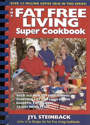 Image for The Fat Free Living Super Cookbook