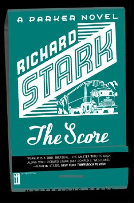 The Rare Coin Score, Stark, Richard (Donald E. Westlake)
