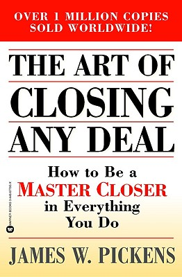 Image for The Art Of Closing Any Deal