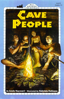 Image for Cave People (All Aboard Reading. Level 2)