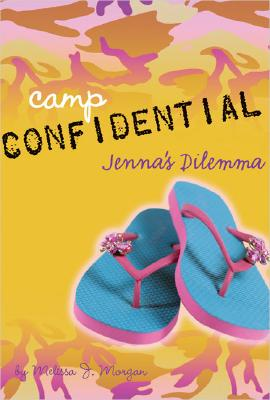 Jenna's Dilemma #2 (Camp Confidential), Morgan, Melissa J.