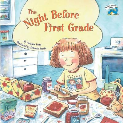 "The Night Before First Grade, ""Wing, Natasha"""