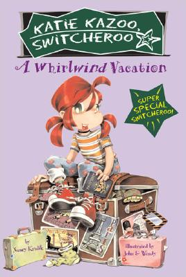 Image for A Whirlwind Vacation (Katie Kazoo, Switcheroo: Super Special)
