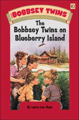 Image for The Bobbsey Twins On Blueberry Island