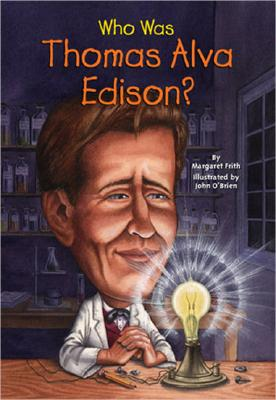 Image for Who Was Thomas Alva Edison?