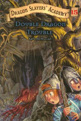 Image for Double Dragon Trouble #15 (Dragon Slayers' Academy)