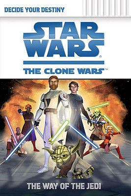 The Way of the Jedi #1 (Star Wars: The Clone Wars), Jake T. Forbes