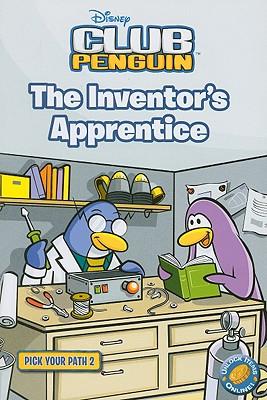 Image for The Inventor's Apprentice 2 (Disney Club Penguin)
