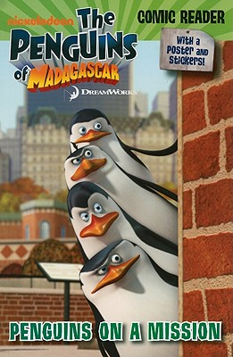 Image for Penguins on a Mission (The Penguins of Madagascar)