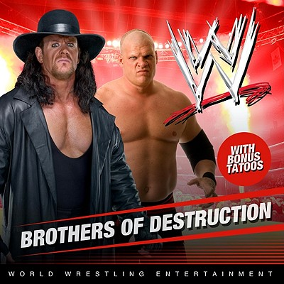 """Brothers of Destruction (WWE), """"West, Tracey"""""""