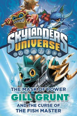Image for The Mask of Power: Gill Grunt and the Curse of the Fish Master #2 (Skylanders Universe)