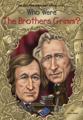 Image for Who Were the Brothers Grimm? (Who Was...?)