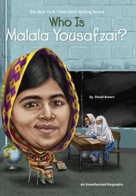 Image for Who Is Malala Yousafzai? (Who Was...?)