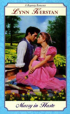 Image for Marry in Haste (Regency Romance)