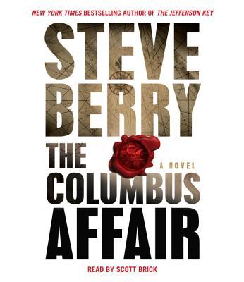 """The Columbus Affair: A Novel, """"Berry, Steve"""""""