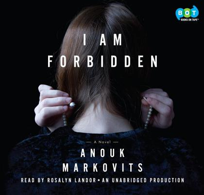 I Am Forbidden (Lib)(CD) [Audio CD], Anouk Markovits (Author)