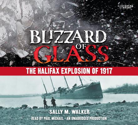 Blizzard of Glass: The Halifax Explosion of 1917, Sally M. Walker  (Author)