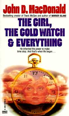 Image for The Girl, The Gold Watch & Everything