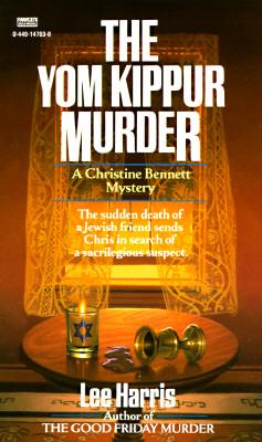 The Yom Kippur Murder (Christine Bennett)