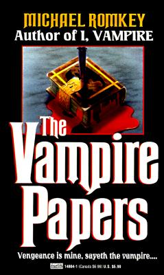 Image for VAMPIRE PAPERS