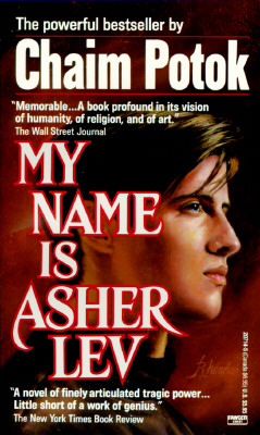 Image for My Name Is Asher Lev