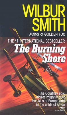 Burning Shore, WILBUR SMITH