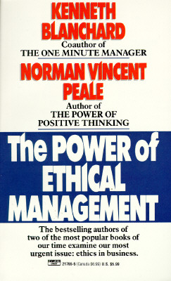 Image for POWER OF ETHICAL MANAGEMENY