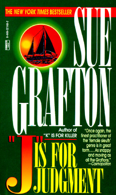 J Is for Judgment, SUE GRAFTON