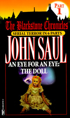 Image for Eye for an Eye: The Doll (Blackstone Chronicles, Part 1)