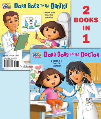 Image for Dora Goes to the Doctor/Dora Goes to the Dentist (Dora the Explorer) (Pictureback(R))